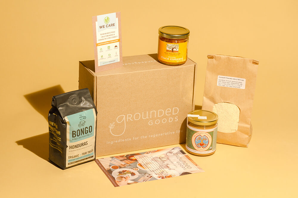 grounded goods packaging inspiration packhelp
