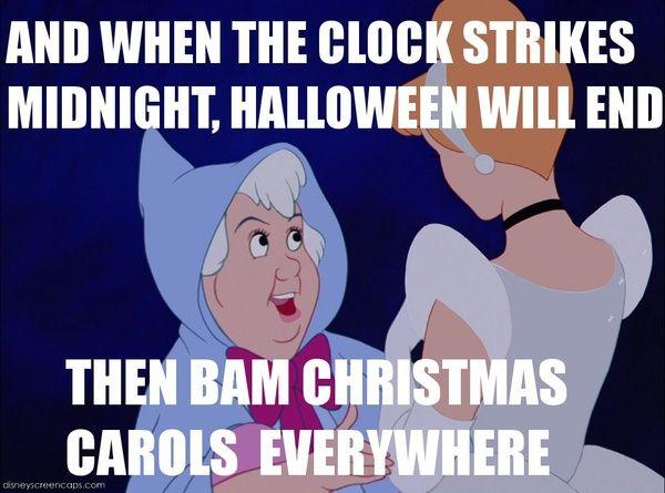christmas vs halloween