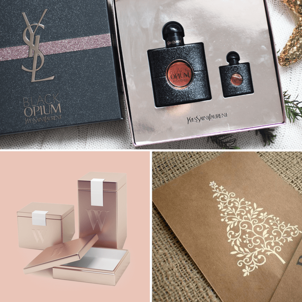 embossing boxes