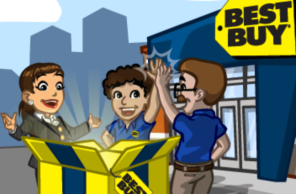 best buy gamification