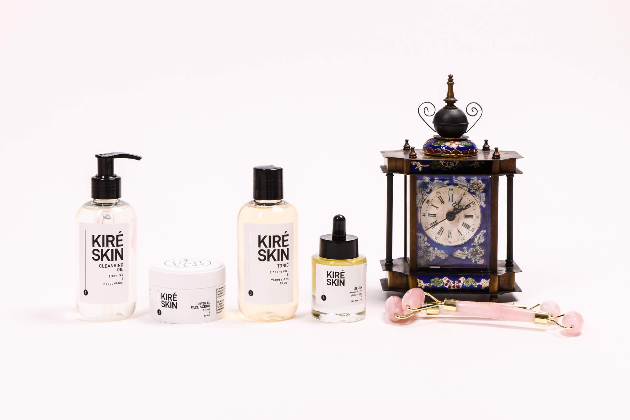 packaging of Kire Skin