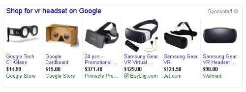 google shopping mistakes