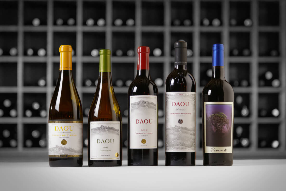 direct-to-consumer wine brand daou vineyards and winery