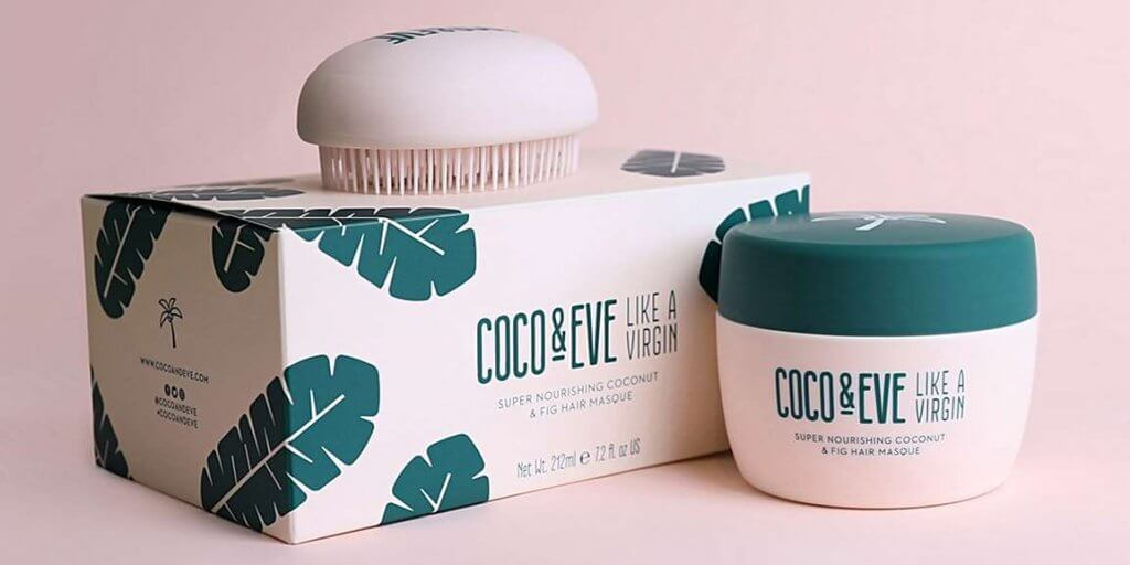 coco and eve packaging set