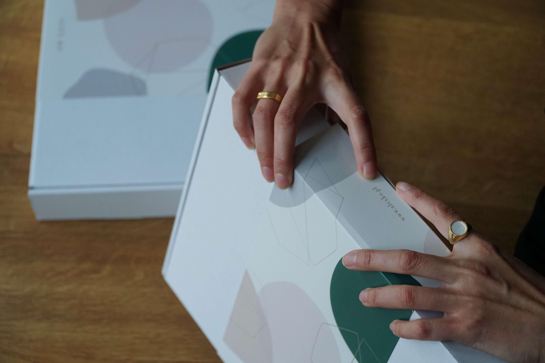 easy opening of alex ko packaging