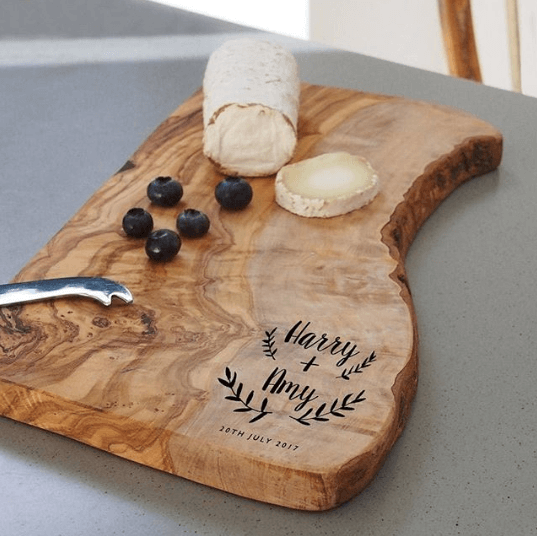 etsy wooden chopping boards
